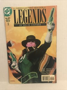 Legends of the DC universe #21