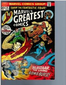 Marvel's Greatest Comics #46 (1973)