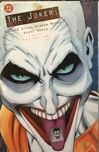 THE JOKER DC DEVILS ADVOCATE ONE SHOT TRADE PAPERBACK.NM CONDITION