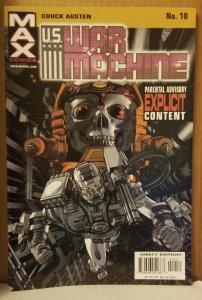 U.S. War Machine #10 (2002)