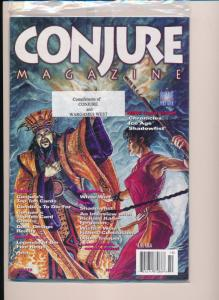 CONJURE Magazine Issue Seven ~ NM (Still Poly Sealed)(HX249)