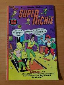 Richie Rich: Super Richie #6 ~ NEAR MINT NM ~ 1976 Harvey Comics
