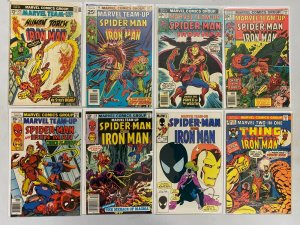 Iron Man App Lot 15 Different Books
