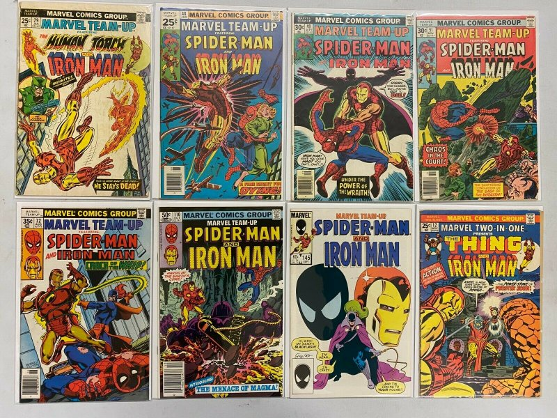 Iron Man App Lot 15 Different Books