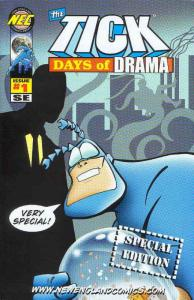 Tick, The: Days of Drama #1A FN; NEC | save on shipping - details inside