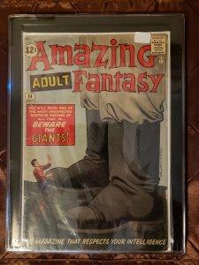 AMAZING FANTASY (Adult) #14 - Prototype Professor X