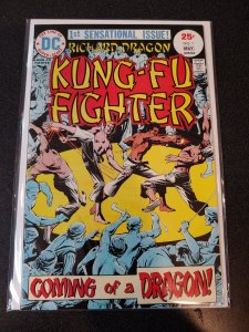 KUNG-FU FIGHTER #1 May (1975) 1st- First Issue