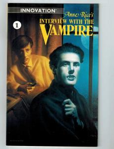 Anne Rice's Interview With The Vampire # 1 VF/NM Innovation Comic Book S98