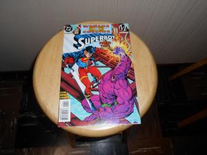 Superboy (1994 3rd Series) #6 Jul 1994 Cover price $1.50 DC