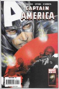 Captain America (vol. 5, 2005) #37 FN/VF Brubaker/Epting