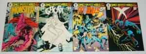 Comics' Greatest World: Arcadia #1-4 VF/NM complete series - adam hughes ghost X