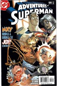 Adventures of Superman #638 Mister Mxyzptlk - NM+
