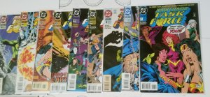 Justice League Task Force 1993 Issues 7, 8, 9, 10, 11, 12, 13, 14, 15 VF/NM Lot