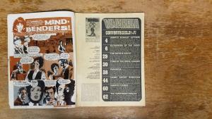 Vampirella # 21 Warren Magazine December 1972 Horror Supernatural BW1