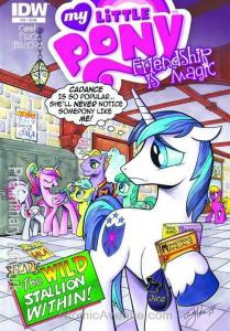 My Little Pony: Friendship Is Magic #12A VF; IDW | save on shipping - details in
