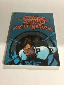 The Complete Alfred Bester's The Stars My Destination Oversized Softcover B19