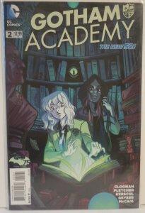 Gotham Academy #2 Variant