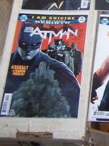 Batman # 10  2017  DC UNIVERSE REBIRTH  l am  suicide PT1