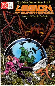 Legion of Super-Heroes #62