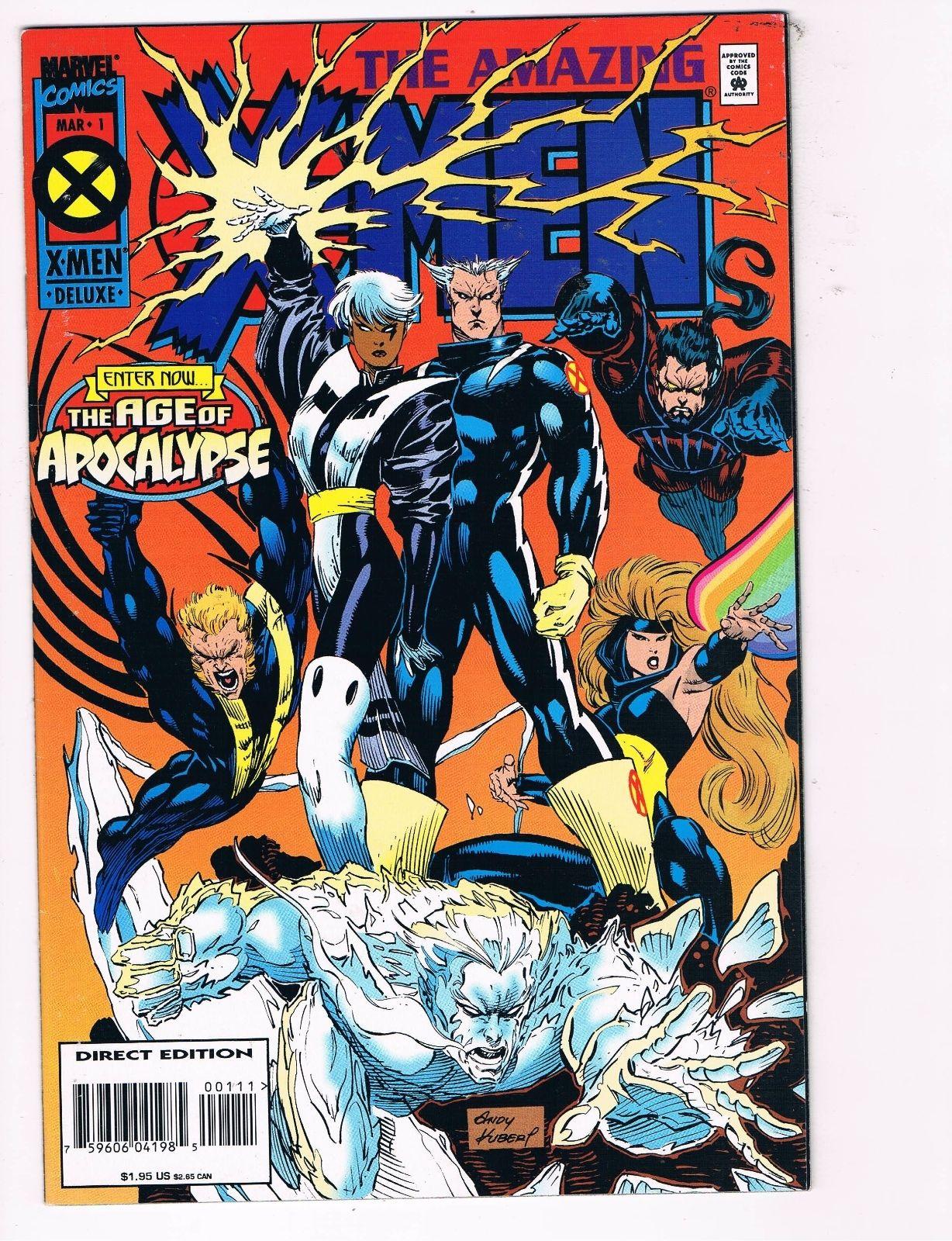 WOLVERINE #94 Marvel Comics 1995 NM X-Men Postage Discounts Available