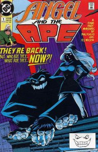 Angel and the Ape (Mini-Series) #1 VF/NM; DC | we combine shipping