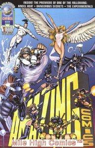 AMAZING COMICS  (AMAZING COMICS GROUP) (1997 Series) #1 EXPERIMENT Good