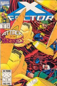 X-Factor (1986 series) #91, NM- (Stock photo)