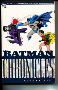 Batman Chronicles Volume 6 TPB trade