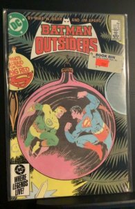 Batman and the Outsiders #19 (1985)