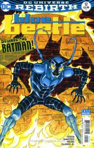 Blue Beetle (6th Series) #12 VF/NM; DC | save on shipping - details inside