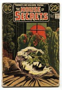 House of Secrets #100-DC-Berni Wrightson-Tom Palmer-Sergio Aragones-horror-G