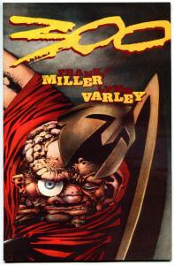 300 #3, NM, Frank Miller, Spartans vs Persians, Lynn Varley, 1998, Dark Horse