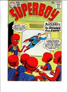 Superboy #88 (Apr-61) VG/FN- Mid-Grade Superboy