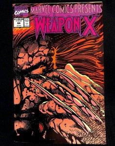 Marvel Comics Presents #84 (1991)