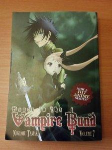 Dance in the Vampire Bund Manga Volume 7 ~ VERY FINE VF ~ 2009