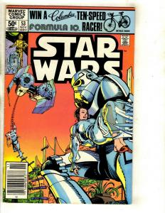 9 Marvel Comics Star Wars 53 Jedi 1 Spider 48 Sectaurs 1 2 3 Warrior 4 9 EK4