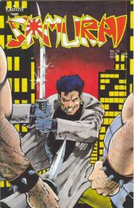 Samurai #13 VF/NM; Aircel | save on shipping - details inside