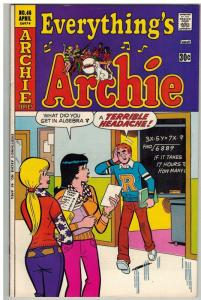 EVERYTHINGS ARCHIE (1969-1991) 46 FN+ April 1976