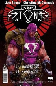 Captain Stone #1 FN; Titan | save on shipping - details inside