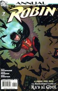 Robin (1993 series) Annual #7, VF- (Stock photo)