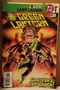 Green Lantern #143 (2001)