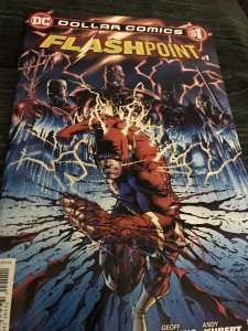 DC Flashpoint #1 Dollar Comics Mint Hot