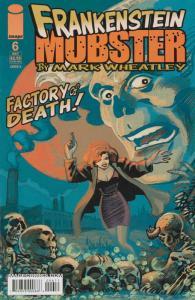 Frankenstein Mobster #6A VF/NM; Image   save on shipping - details inside