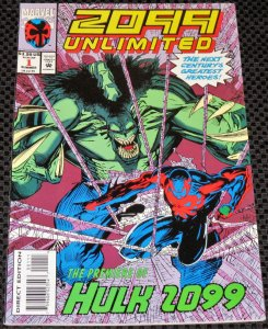2099 Unlimited #1 (1993)