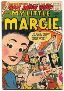 My Little Margie #24 1959- Charlton comics- fashion VG