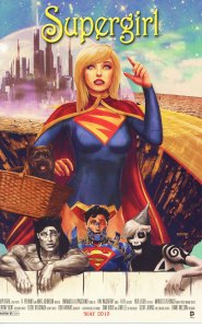 Supergirl 40  Movie Variant  9.0 (our highest grade)  Wizard of Oz!