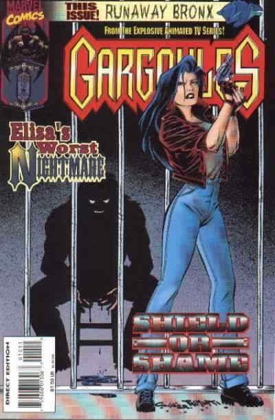 Gargoyles #10 VF/NM; Marvel | save on shipping - details inside