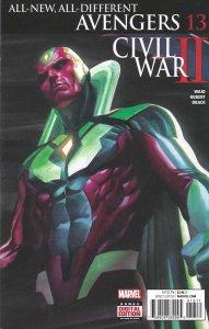 Civil War II - All-New, All-Different Avengers #13 (2016)