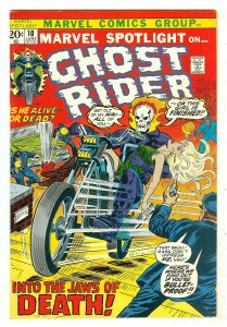 Marvel Spotlight 10   Ghost Rider