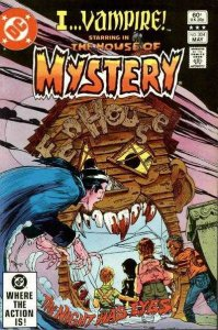 House of Mystery (1951 series) #304, Good+ (Stock photo)